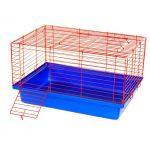 Клетка для морских свинок складная 58*40*34см.
