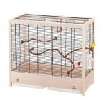 Клетка для птиц GIULIETTA 5 NERA (деревянная) 69 x 34,5 x h 58 см (52067117)