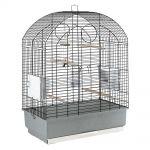 Клетка для птиц VIOLA (черная) 59 x 33 x h 80 см (54056314)
