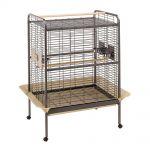 Клетка EXPERT 100 для крупных попугаев 124,5 x 100 x h 156 см. (55042521)