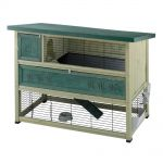 Клетка RANCH 140 PLUS для содержания кроликов на улице, деревянная 140 x 75 x h 103 см 57093000