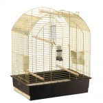 Клетка для птиц GRETA (антик) 69,5 x 44,5 x h 84 см (55008802)