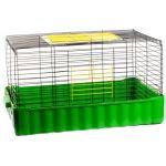 Клетка для кроликов  и морских свинок № 4 СКЛАДНАЯ 79*47*42 см