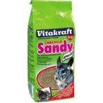 Песок для шиншилл  CHINCHILLA SANDY