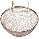 Гнездо для канарейки ф 12 см, металл (5619)