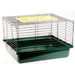 Клетка для кроликов и морских свинок № 3 СКЛАДНАЯ 56*50*36 см