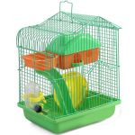 Клетка  для мелких грызунов, 22,5*17*29 см (YD-256)