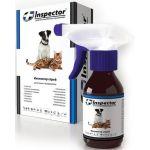 Инспектор Спрей от внешних и внутренних паразитов для кошек и собак 100мл