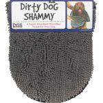 Полотенце для собаки SHAMMY, 33*79 см, серое