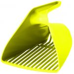 Совок-ковш, 15*13*13 см, лимонно-желтый (Scoop & Sift - Lemon Yellow)