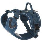 Шлейка Active Harness, сине-зелёная, 40-45см
