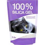 Силикагелевый наполнитель 100% Silica Gel 3,8 л