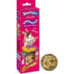 Лакомства-Корзиночки (луг.травы+кукуруза) для кроликов 2*40г