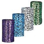 Пакеты для уборки за собаками, 4,5 л, 4 рулона по  20 шт., цветные (22847)