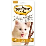 Лакомые палочки для кошек цыпленок/утка, 3 шт.по 5 гр
