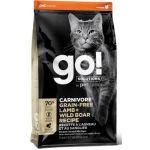 Беззерновой для котят и кошек с ягненком и мясом дикого кабана (GO! CARNIVORE GF Lamb + Wild Boar Recipe CF)