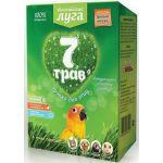 "Альпийские луга Травка ""7 трав""  для птиц (лоток), набор для проращивания"