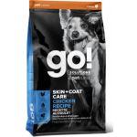 Для щенков и собак с цельной курицей, фруктами и овощами (GO! SKIN + COAT Chicken Recipe DF)