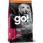 Для щенков и собак со свежим ягненком (GO! SKIN + COAT Lamb Meal Recipe DF)