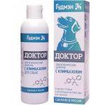 ДОКТОР шампунь с климбазолом для собак