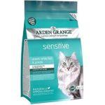 Корм беззерновой для взрослых кошек с деликатным желудком или чувствительной кожей (Adult Cat Sensitive)