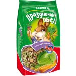 """Корм-лакомство для кроликов  """"Праздничный обед"""""""
