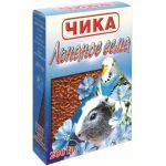 Льняное семя для птиц и грызунов