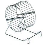 Колесо для мелких грызунов, металл, диаметр 15см