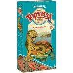 Тортила Корм с креветками для крупных водяных черепах