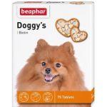 Кормовая добавка для собак, 75 таб., Doggy's + Biotine
