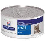 Консервы M/D для кошек при сахарном диабете m/d Diabetes/Weight Managemen