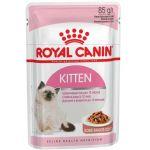 Kitten Instinctive (в соусе). Влажный корм для котят от 4 до 12 месяцев.