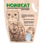 Силикагелевый наполнитель без запаха для кошачьих туалетов 3,8 л