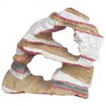 Радужные скалы 14*6*12,5 см