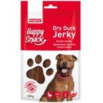 Лакомство для собак Happy Snack Ароматные кусочки утиного мяса