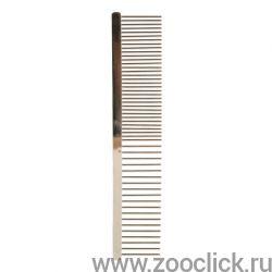 Расческа металлическая 16 см (2395)