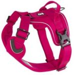 Шлейка Active Harness, вишневая 40-45см