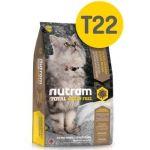 Беззерновой корм для кошек индейка, курица и утка  T22 Nutram GF CAT Turkey, Chicken & Duck