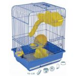 Клетка  для мелких грызунов, 30*23*41 см (YD128)