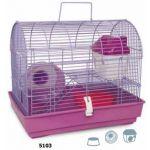 Клетка  для мелких грызунов, 34*23,5*29 см (5103)