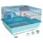 Клетка  для мелких грызунов, 34,5*28*24 см (3304 K)