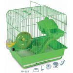 Клетка  для мелких грызунов, 30*23*31 см (YD118)