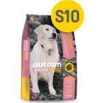 Корм для пожилых собак  S10 Nutram Sound Senior Dog