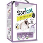 Комкующийся антибактериальный наполнитель для пожилых кошек Evolution Senior, 6 л