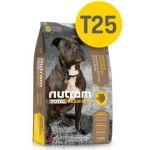 Беззерновой корм для щенков и собак с лососем и форелью T25 Nutram GF Salmon & Trout Dog Food