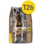 Беззерновой корм для щенков и собак с ягненком и бобовыми T26 Nutram GF Lamb & Legumes Dog Food