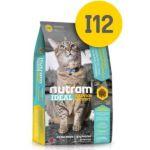 """Сухой корм для кошек """"Контроль веса"""" I12 Nutram Ideal Solution Support Weight Control Cat Food"""