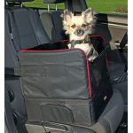 Автомобильная сумка - подстилка для собак 45*38*38 см (1322)