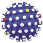 Игрушка для собак. Мяч игольчатый 12 см (3421)