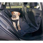 Подстилка для собаки автомобильная, 1.45*1.60 м, черная (13472)